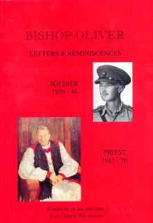 Book-Bishop Oliver. Letters and Reminiscences